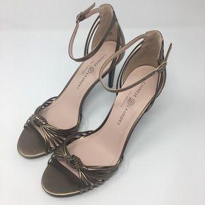 Chinese Laundry Bronze Heel Sandals Various Sizes
